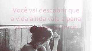Smile - Glee [Tradução]
