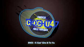 DMX - X Gon' Give It To Ya  (EXTREME BASS)