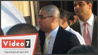 محمد أبو حامد يطالب بمحاسبة نائب نقل عمرو بدر ومحمود السقا لنقابة الصحفيين