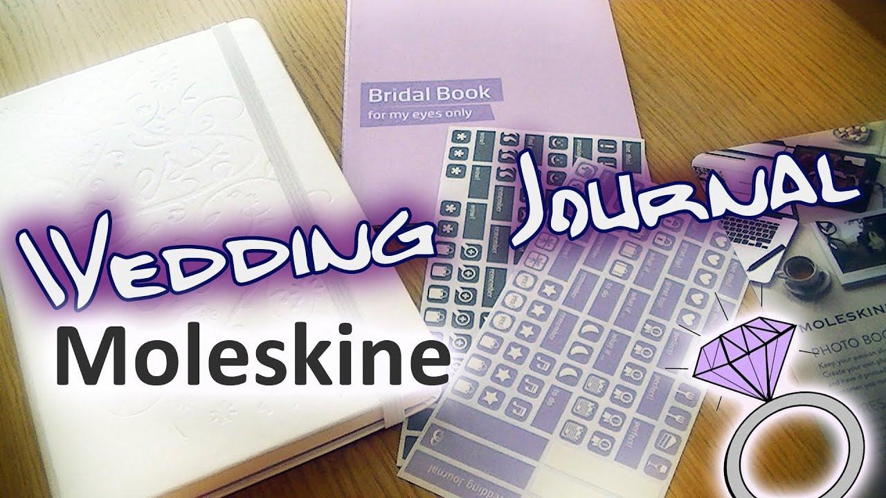 Moleskine Wedding Journal Planner Review