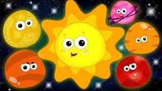 Download планеты песня | изучать планеты | детские рифмы | Planets Songs | Solar System Song | 8 Planets Mp3 and Videos