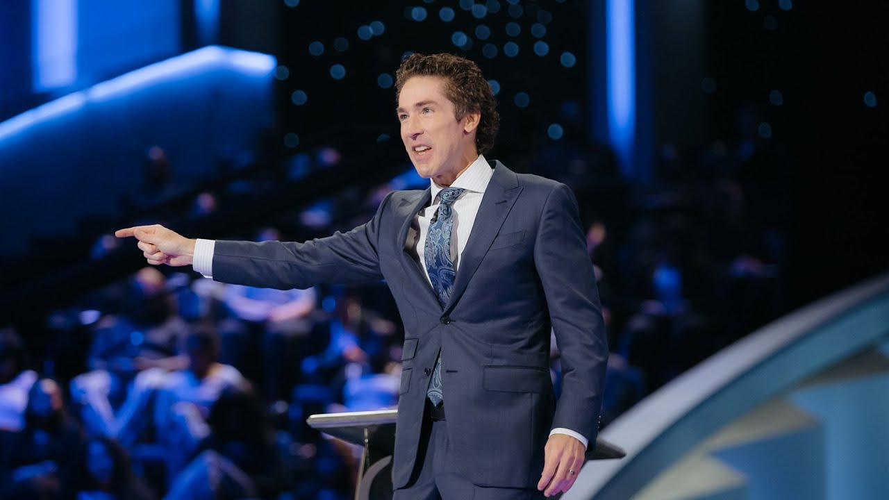 Stand Strong | Everything Serves His Plan | Joel Osteen