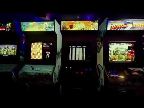 New Retro Arcade Neon - Playthrough - 1CC SF2 M4 Bootleg (failed attempt) + 1CC MK2