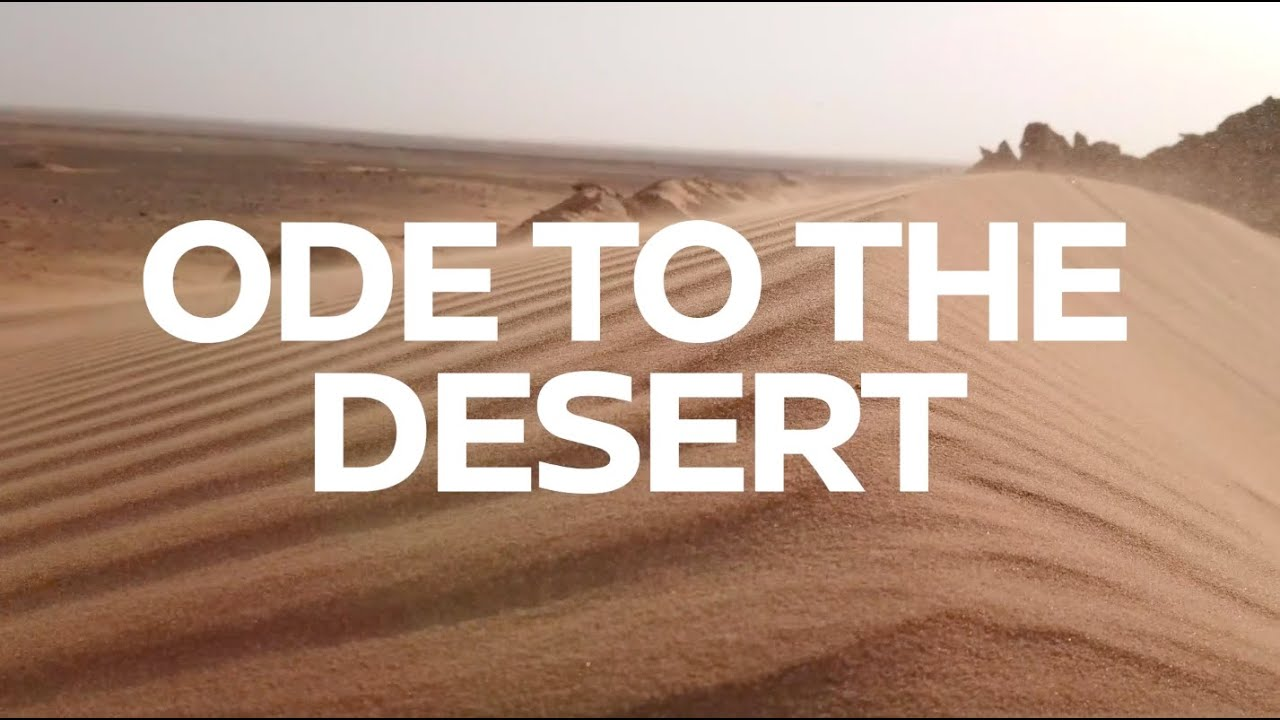 Nissan Middle East - Ode to The Desert