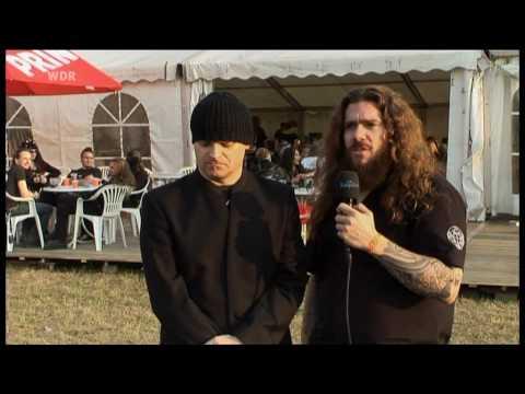 Interview Celtic Frost/Wacken 06