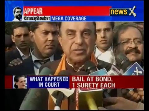I will win National Herald case in 2016 - Dr Subramanian Swamy