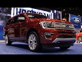 2018 Ford Expedition at the 2017 Chicago Auto Show