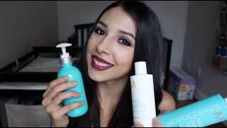 Review: Moroccanoil Smooth Collection ♡ (Hair Products)
