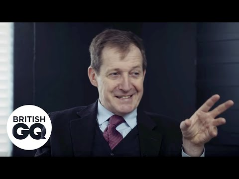 "Alastair Campbell on David Cameron: ""I think Cameron's finding it a struggle"" 