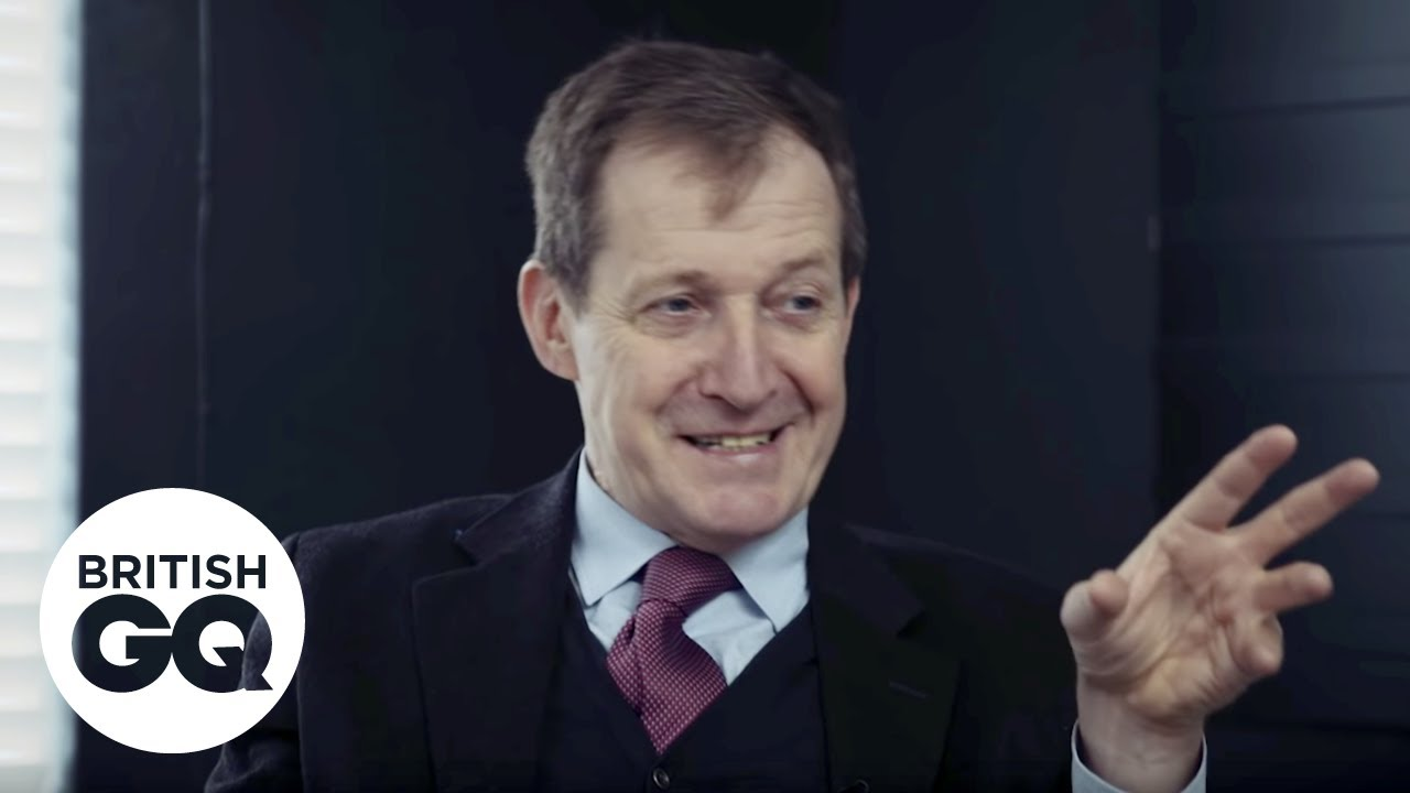 Alastair Campbell on David Cameron: