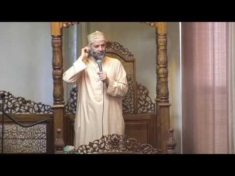 Sheikh Hasan Saleh Friday 09/23/2016 بين عام وعام