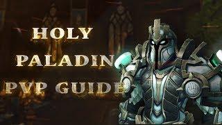 ХОЛИ ПАЛАДИН ПВП ГАЙД | Wow Legion 7.2.5