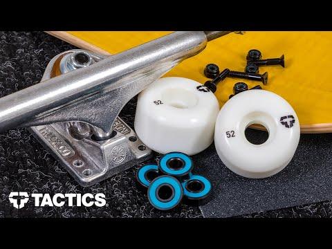 Skateboard Sizes & Buying Guide | Tactics