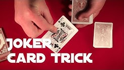 Really Cool Joker Card Trick Tutorial!