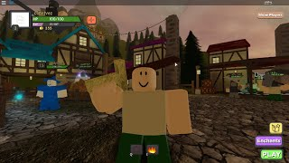 Let's Play ROBLOX : Dungeon Quest Grinding!