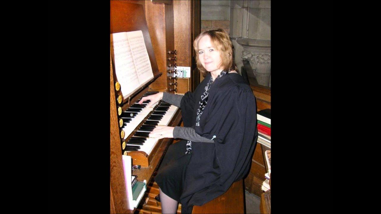 Wedding March By Mendelssohn Church Pipe Organ