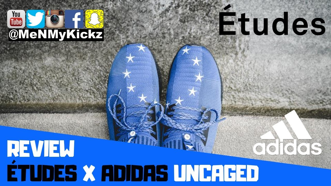 e996e96fc Adidas x Études Ultra Boost Uncaged Review   On Foot I EU Flag ...