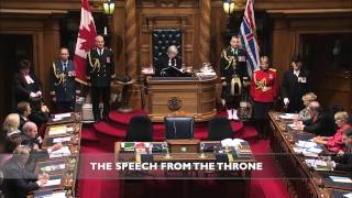 New Markets - 2014 Speech from the Throne