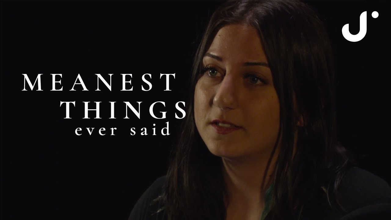 People Read The Most Hurtful Words Strangers Have Ever Received