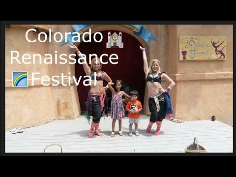 Renaissance Festival  - Denver Colorado! // Sanchez Fun