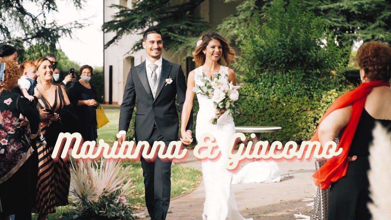 Video di Matrimonio a Bologna 🎬 Marianna & Giacomo 😍