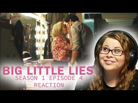 Big, Little, Lies Reaction Season 1 Episode 4
