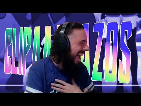 CLIPAZOS #22 - Reaccion a Clips de Twitch -