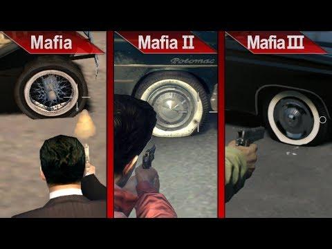THE BIG MAFIA COMPARISON | Mafia Vs. Mafia II Vs. Mafia III | PC | ULTRA