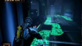 Mass Effect 2 - Vanguard, Insanity - Heretic station - using new Cerberus Shotgun