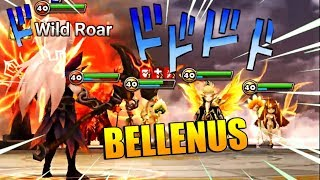 red bear is the real strong bear - Summoners War
