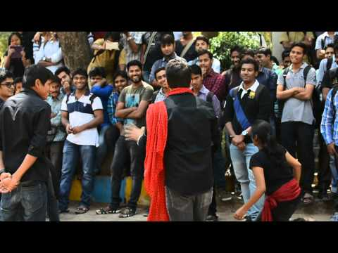 Women Empowerment Street Play-'AAZADI '-...
