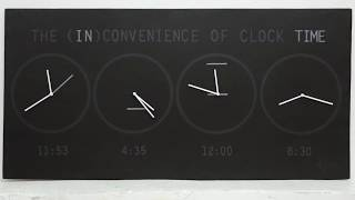 The (In)Convenience of Clock Time (Promo Preview)