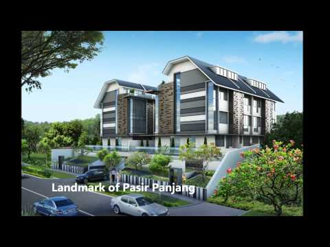 West Shore Residences Pasir Panjang Freehold Cluster Homes