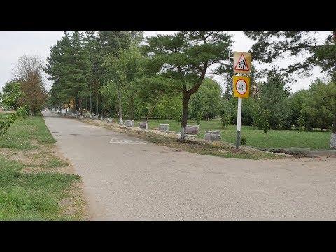 Кореновск. Продолжается благоустройство Новоберезанского поселения.