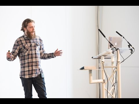 Sam Beckham: Improving pattern libraries, with Polymer