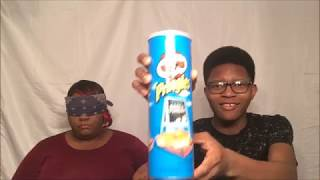 Guess That Pringle Challenge