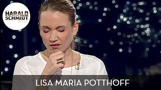Lisa Maria Potthoff parodiert kranke Männer | Die Harald Schmidt Show (SKY)