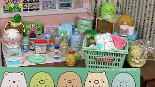 "RE-MENT Collection ""Sumikko Gurashi Drug Store"" 8 kinds complete se..."