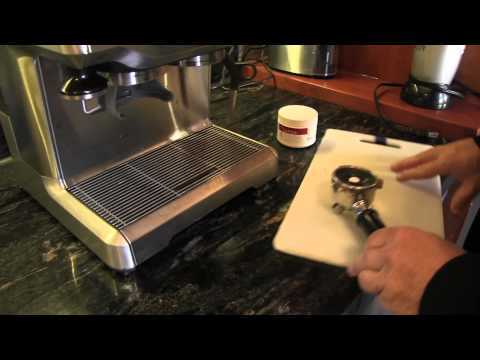 How to Clean the Breville Espresso Coffee Maker