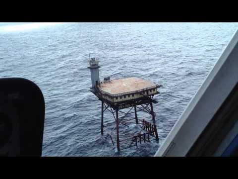 Flight to the Frying Pan Tower