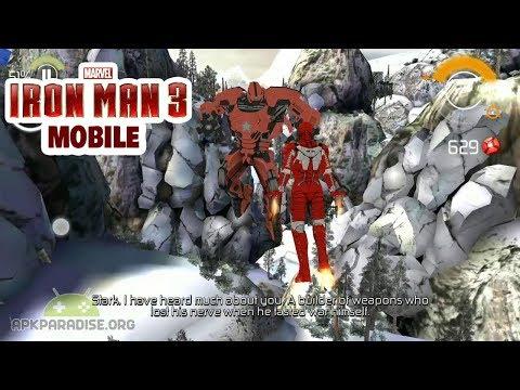 Iron Man 3 Android Gameplay + MOD