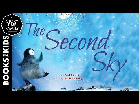 The Second Sky | A Wonderful Children's Book About Self Discovery