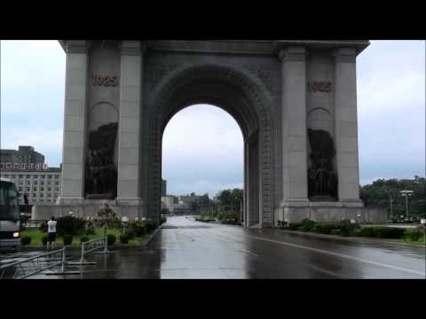 North Korean Arch of Triumph (DPRK)