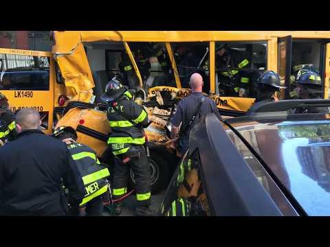 [Unedited - Graphic] NYC Tribeca Terrorist Attack Halloween 2017