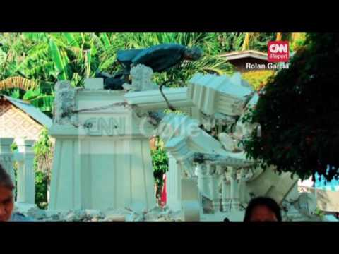 PHILIPPINES:RECOVERY AFTER EARTHQUAKE