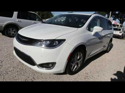 Used 2017 Chrysler Pacifica Brandenton FL Sarasota, FL #C7521Q