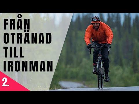 Ironman träning för nybörjare DEL 2 [Träna inför Ironman Triathlon, tips på träning och utrustning]