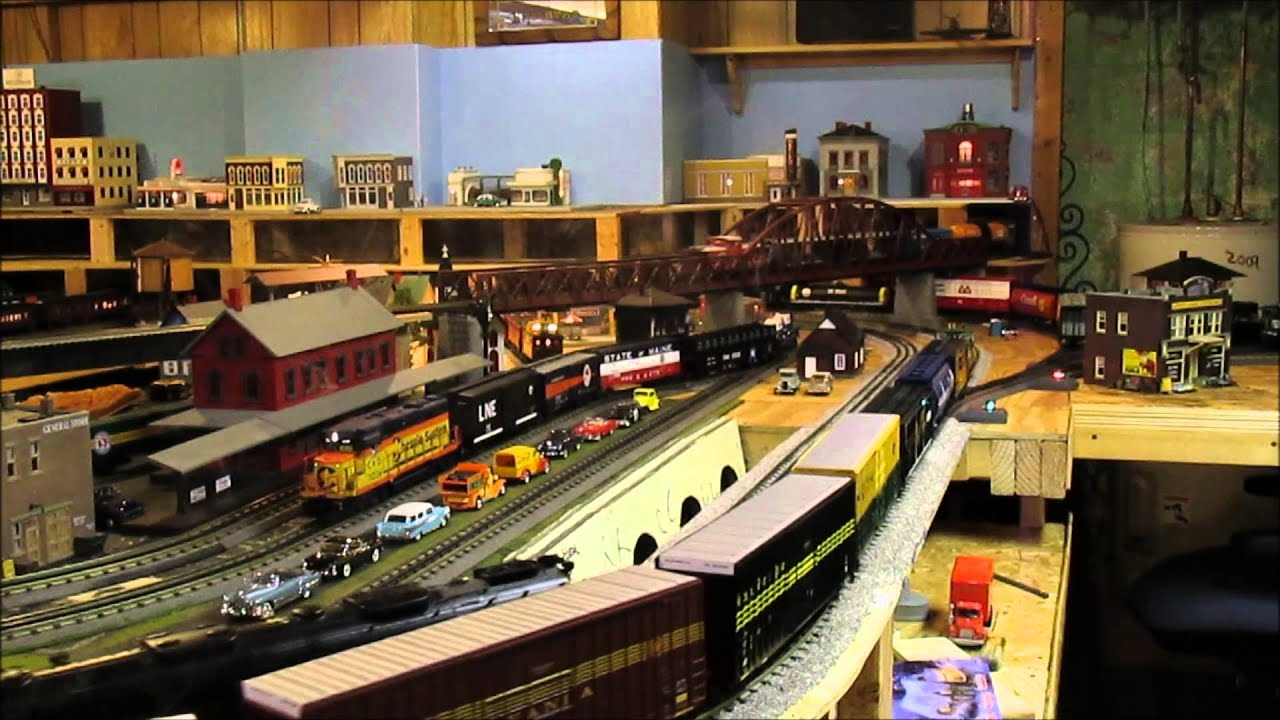 Mth Dcs Trains Related Keywords Suggestions Long Wiring Diagram On Youtube New O Scale Layout Operations