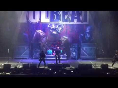 Volbeat - Heaven Nor Hell [Live] (HQ, OKC, 2017)