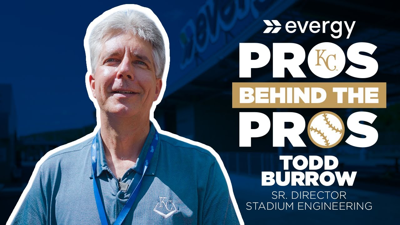 Todd Burrow: Pros Behind The Pros